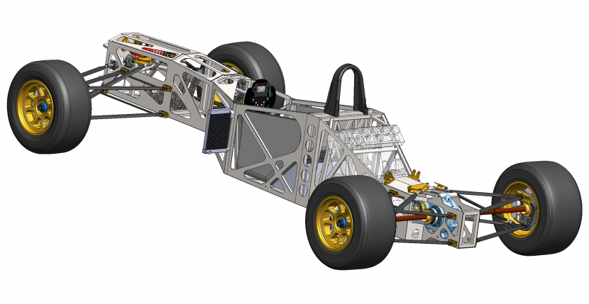F1000 Chassis