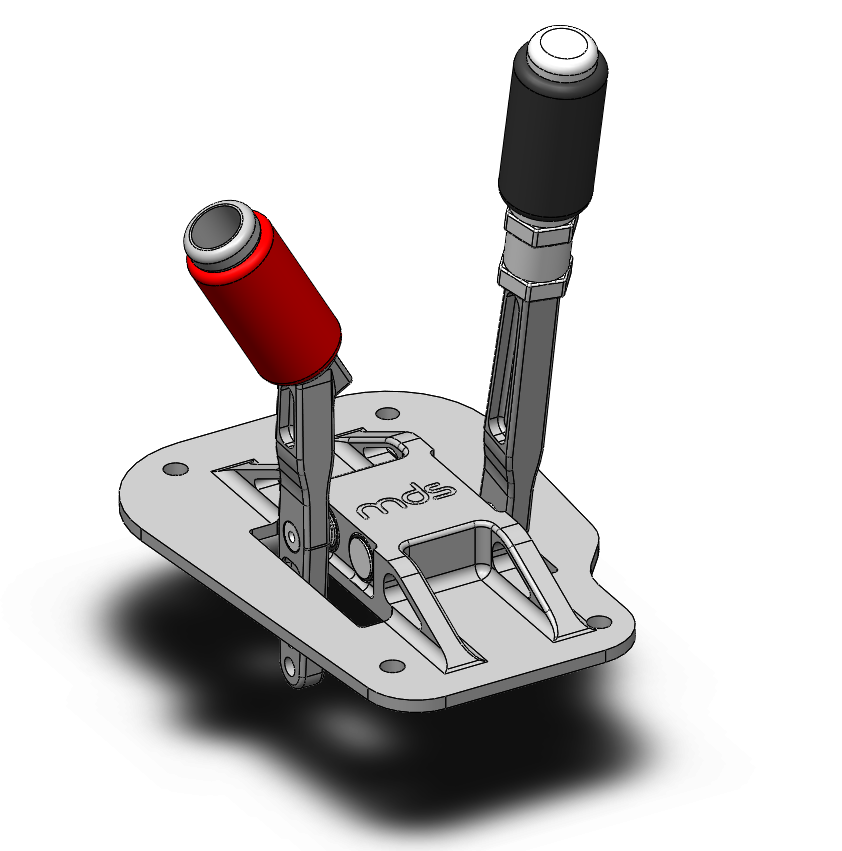 TTI Sequential Gearbox Shifter – Motorsport Design Services